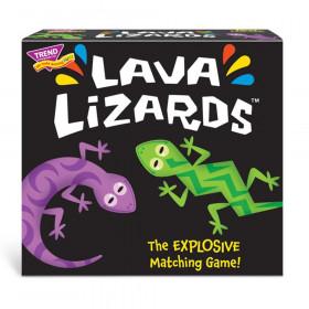 Lava Lizards Three Corner Card Game