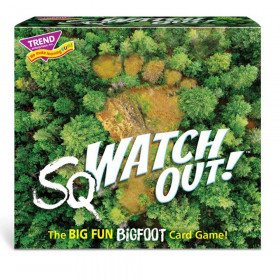 sqWATCH OUT! Three Corner Card Game