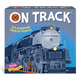 ON TRACK Three Corner Card Game