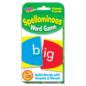 Spellominoes Challenge Cards