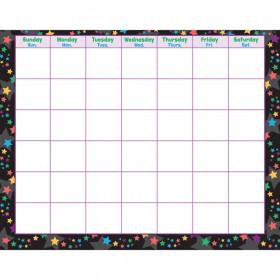 Stargazer Wipe-Off® Calendar – Monthly