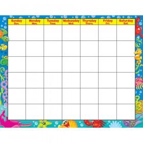 Sea Buddies™ Wipe-Off® Calendar – Monthly