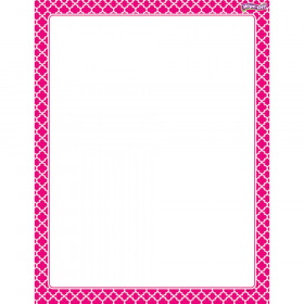 Moroccan Pink Wipe-Off® Chart