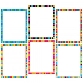 Stripe-tacular Wipe-Off® Charts Combo Pack
