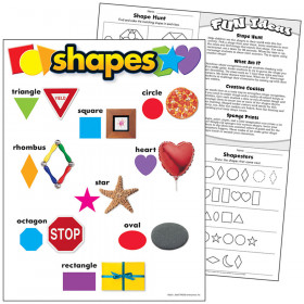 Shapes Learning Chart