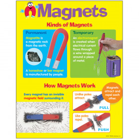 Magnets Learning Chart