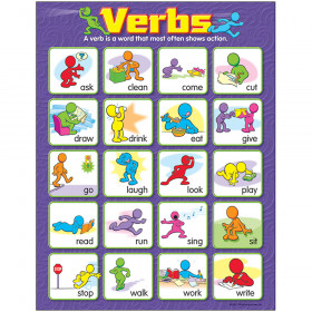 Verbs Learning Chart