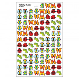 Totally Buggy superShapes Stickers, 800 ct