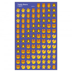 Teddy Bears superShapes Stickers
