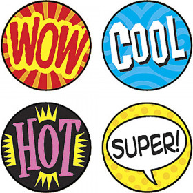Wow Words superSpots? Stickers