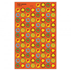 Fall Leaves superSpots Stickers, 800 ct