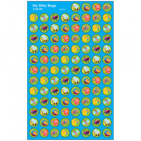 Itty Bitty Bugs superSpots® Stickers