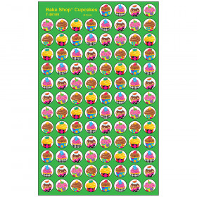 Cupcakes The Bake Shop™ superSpots® Stickers