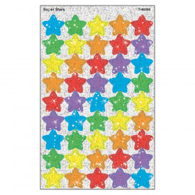 Super Stars superShapes Stickers – Sparkle