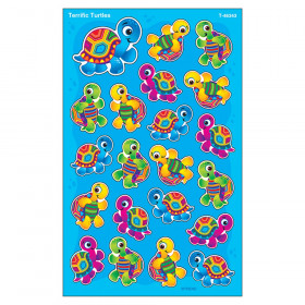 Terrific Turtles superShapes Stickers – Large