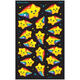Rainbow Stars superShapes Stickers – Large