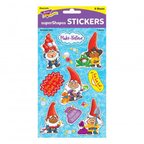 Gnome Talk Large superShapes Stickers, 72 ct.