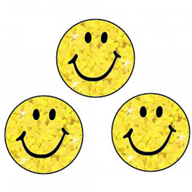 Superspots Yellow Sparkle 400/Pk Smiles