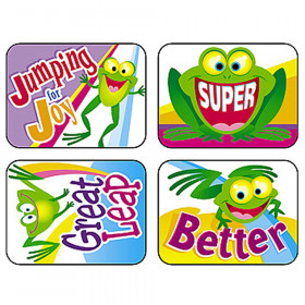 Friendly Frogs Applause STICKERS®