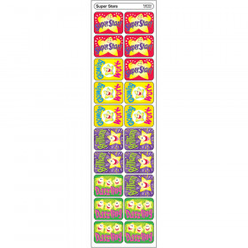Super Stars Applause STICKERS®