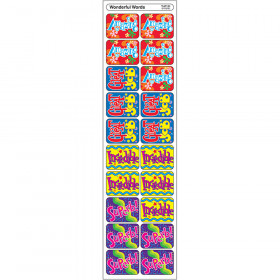Wonderful Words Applause STICKERS®