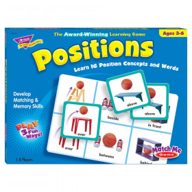 Positions Match Me Games