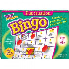 Punctuation Bingo Game