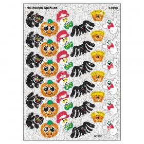 Halloween Sparkles Sparkle Stickers, 72 ct