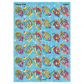 Flashy Fish Sparkle Stickers, 72 ct