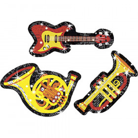 Sparkle Stickers Marvelous Music