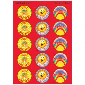 Sun & Fun/Tutti-Frutti Stinky Stickers® – Large Round