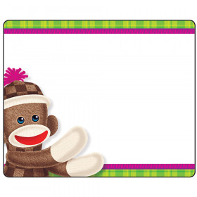 Sock Monkeys Terrific Labels™
