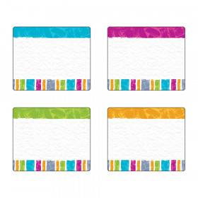 Color Harmony Stripes Terrfc Labels Variety Pk