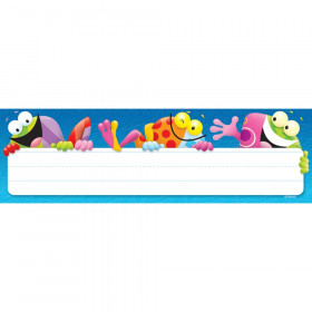 Frog-tastic!® Desk Toppers® Name Plates