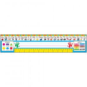 PreK-1 Zaner-Bloser Desk Toppers® Reference Name Plates