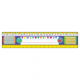 Grades 2-3 Modern Desk Toppers® Reference Name Plates