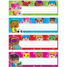 BlockStars!® Desk Toppers® Name Plates Variety Pack