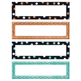 I  Metal Dots & Embossed Name Plates Variety Pack, 32 Count