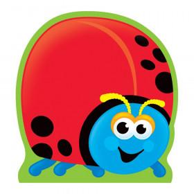 Ladybug Note Pad, 4-pack