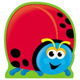 Note Pad Ladybug 50 Sht 5 X 5 Acid Free