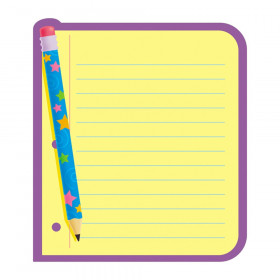Note Paper Note Pad – Shaped