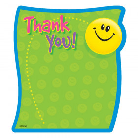 Thank You Note Pad – Shaped