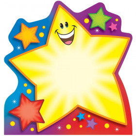 Super Star Note Pad – Shaped