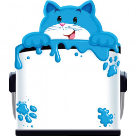 Curious Color Cat Note Pad, 4-pack