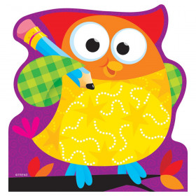 Owl-Stars!® Note Pad – Shaped