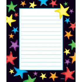 Gel Stars Note Pads
