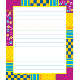 Snazzy Note Pad-Rectangle
