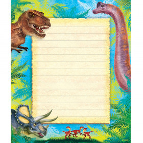 Discovering Dinosaurs™ Note Pad – Rectangle