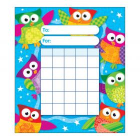 Owl-Stars! Incentive Pad, 36 sheets