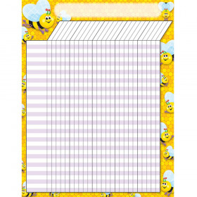 Bees Incentive Chart-Large
